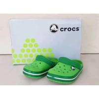 Sandal - Crocs - USA - Size 18 sd 19 - Original 100% - Bekas