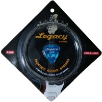 1 Set Senar Gitar Listrik / Electric Guitar Legacy A506 + Pick 0.96