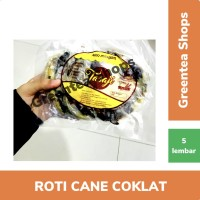 ROTI CANE COKLAT/ ROTI MARYAM COKLAT