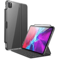 Case iPad Pro 11 2020 i-BLASON Halo for Smart Keyboard Folio - Black