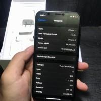HP iPhone X ROM 256 GB