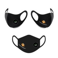 Masker scuba custom Logo 2sisi digital printing