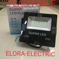Lampu sorot led/tembak/outdoor 20watt/20 watt/20w