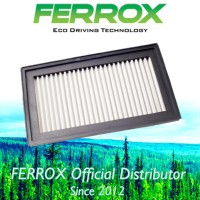 HARGA RESMI : FERROX - SUZUKI S CROSS 1.5L 2017 Filter Udara
