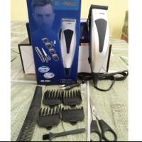 Hair Clipper MX-4604; alat cukur rambut G-Max, Clipper set