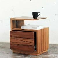 side table / bedside / nakas jati