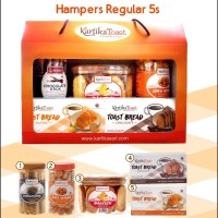 Paket Ramadhan Kartika Toast By Kartika Sari (Paket Hampers 5S)
