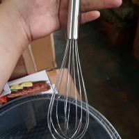 Kocokan Telur/Egg Whisk Stainless