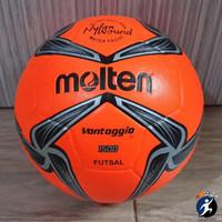 Bola Futsal Molten Vantaggio F9V 1500 - Orange