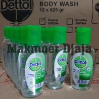 Dettol Hand Sanitizer 50ml Varian Original