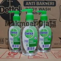 Dettol Hand Sanitizer 200ml Varian Original