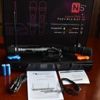 wireless microphone Nakamichi N5X