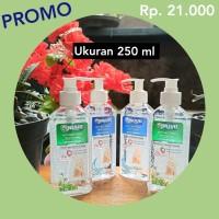 handsanitizer 250 ml