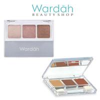 Wardah Eye Shadow Nude Colours