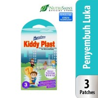 HycoCare Kiddy Plast Thin 3P/Pelindung Luka Anak/Plester Waterproof