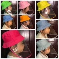 Topi kesahatan anak/ anti corona