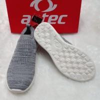 Sepatu Slip On Astec Alan Susy Technology Azzure Walking Original 100%