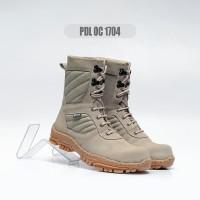 Sepatu OC sepatu pdl delta kulit OC1704