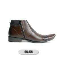Sepatu OC OC_ Sepatu formal PRIA KULIT TERBAIK OC-475