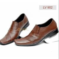 Sepatu OC OC_ BEST SELLER..! Sepatu formal Pria. 100%Bahan kulit Asli