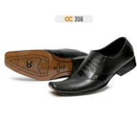 Sepatu OC OC_ pantofel formal kulit OC356 ODONCIBADUYUT SEPATU PRIA