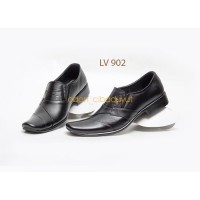 Sepatu OC OC_ Sepatu Pantofel Pria Formal Kulit Asli Pria LV902 Full