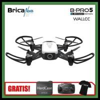 Bayar Ditempat]] Brica B-Pro 5 Se Wallee Drone - Putih Terbatas Kode