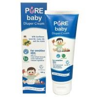 PURE BABY DIAPER CREAM 100GR PROMO NEW NORMAL