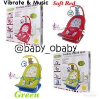 PLIKO INFANT SEAT / KURSI BAYI / KURSI MAINAN BAYI/ BOUNCER /KURSI