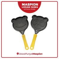 Maspion Mini Character Pan 14 Cm Set 2 Pcs - Frypan Unik Antilengket