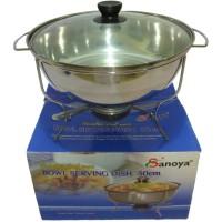 Prasmanan Warmer Stove / Bowl Serving Dish