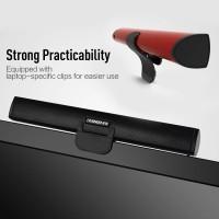 Speaker Wireless Bluetooth dengan Subwoofer USB untuk Laptop / PC