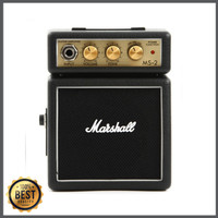 Jual Marshall MS-2 Mini Amplifier Sound System Limited