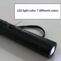 Flyb-color Payung Lampu LED Warna Warni untuk Melindungi Dari Sinar