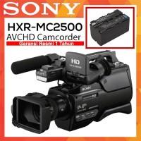 Sony HXR-MC2500 Professional Camcorder Garansi Resmi 1th - Battery