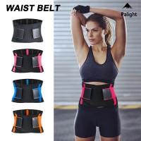 PA• Adjustable Waist Belt Sports Fitness Slimming Training