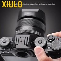 Thumb Grip Kamera Bahan Aluminium Alloy Warna Hitam Untuk Fujifilm
