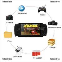 ❥ tawayitree X6 Game Console Genggam 8bit 32bit 4.3 PSP Portable