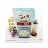 Custom Bob s Red Mill Organic Quick Cooking Rolled Oats 453 g