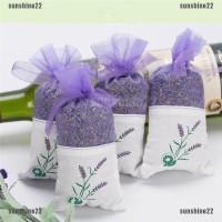 Lemari Bunga Mawar Kering Lavender untuk Dekorasi Mobil