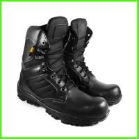 Sepatu Pria Boots Safety Delta Cheap Tinggi Pdl Tracking Ujung Besi