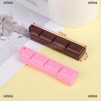 2Pcs/Set Cute Chocolate Ballpoint Pen Student School Pen Office