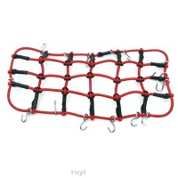 Luggage Net RC Car Elastic Roof Accessories Vehicles Truck