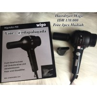 Hairdryer Wigo original , hairdryer wigotaifun 900, ANGIN DAHSYAT,
