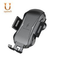 Qi Charger Mobil Wireless untuk ulefone Armor x 6 Power 5 upjaah