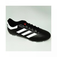 Kicosport sepatu bola adidas Goletto 4 Fg black white original new 202