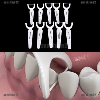 SUN22 30Pcs / Kotak Stik Tusuk Gigi Dental Floss Y1