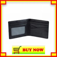UQ824 dompet kulit pria wallet distro basic bifold original golfer lea