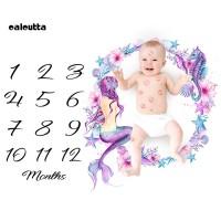 Promo Selimut Motif Print Bunga untuk Properti Foto Newborn / Bayi