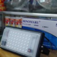 TERMURAH LAMPU SOROT LED-FLOOD LIGHT HINOMARU 50W PUTIH TERMURAH